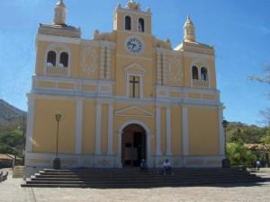 Kirche in Honduras