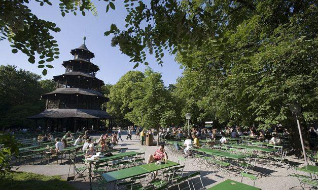 Wie groß ist der Englische Garten in München