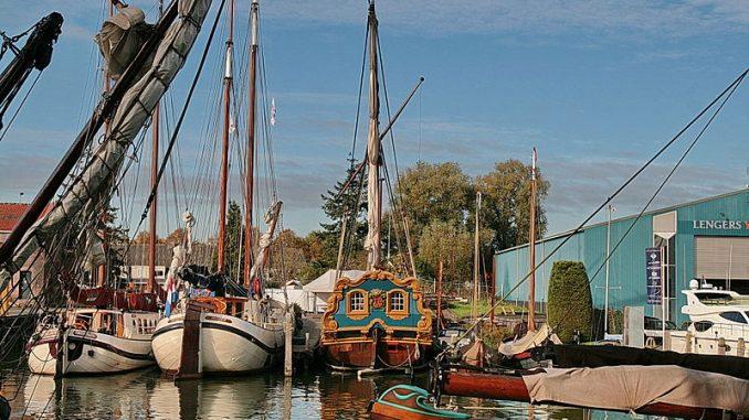 Hafen in Muiden