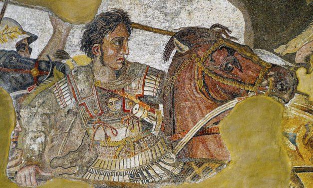 Wie gross war Alexander der Große