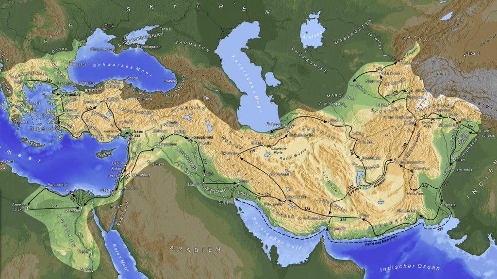 Imperium - Alexander der Große