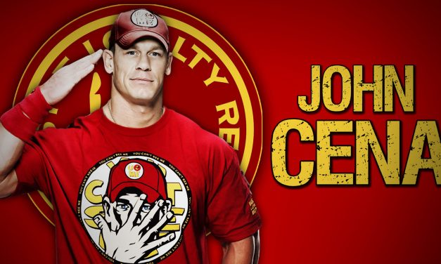 Wie groß ist Wrestling Legende John Cena