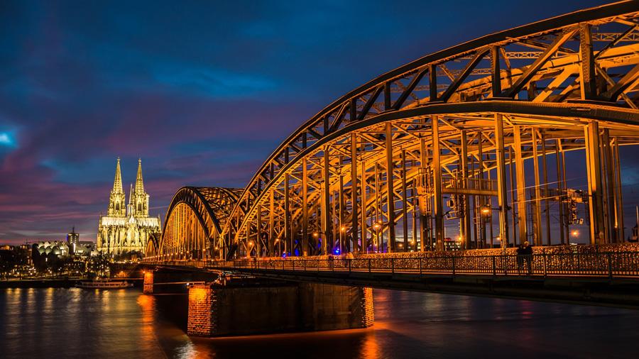 Der längste Fluss in Deutschland