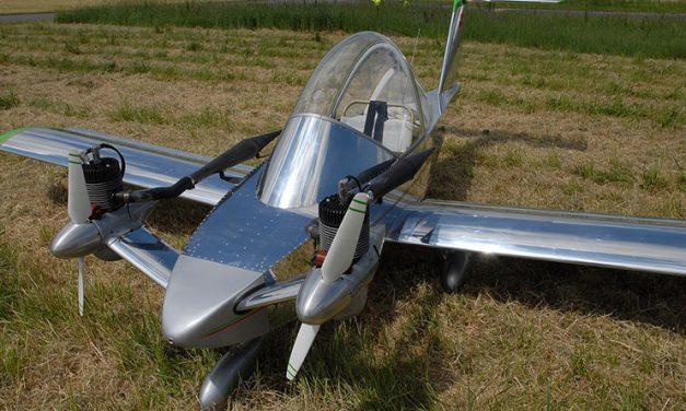 Das kleinste Flugzeug der Welt