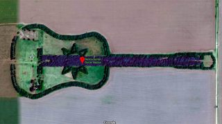 Die größte Gitarre der Welt