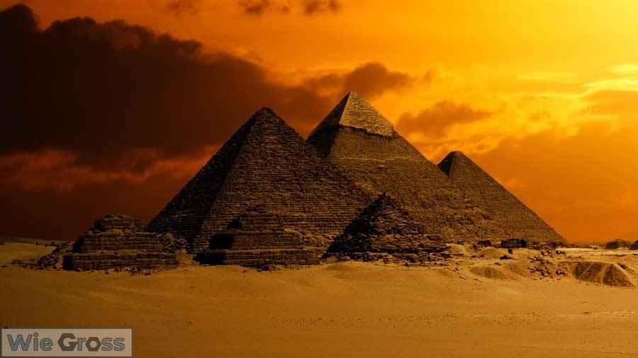 Die höchste Pyramide der Welt