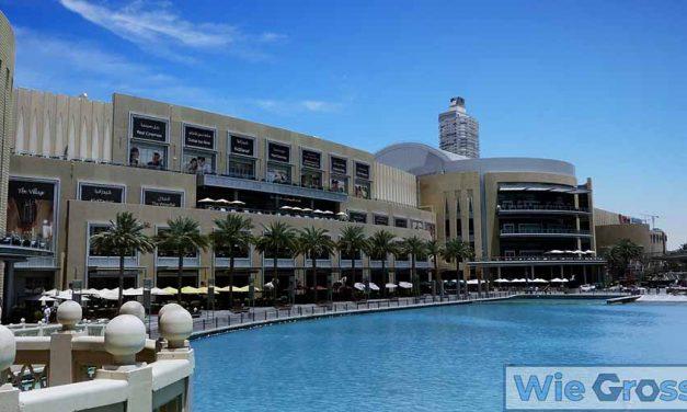 Das größte Einkaufszentrum der Welt