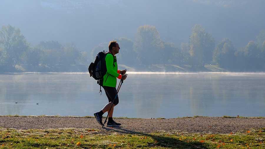 Laufen hilft beim Abnehmen